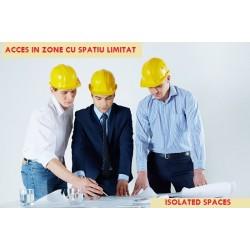 ACCES IN ZONE CU SPATIU...