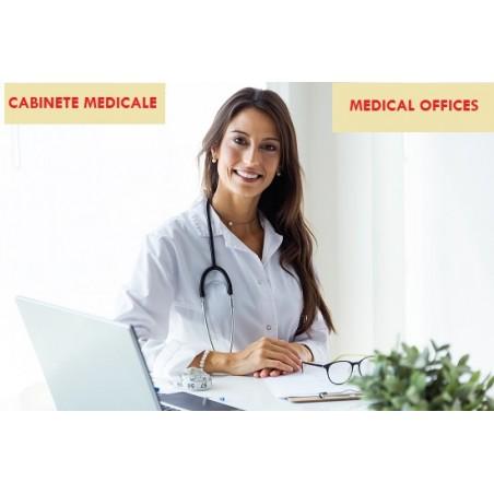 CABINETE MEDICALE - Bilingv