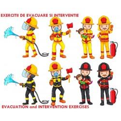 EXERCITII DE EVACUARE SI...