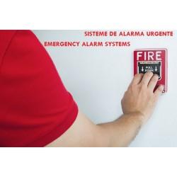 SISTEME DE ALARMA URGENTE -...