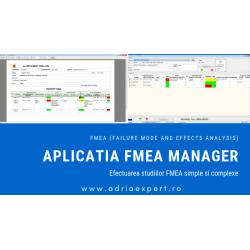 APLICATIA FMEA MANAGER