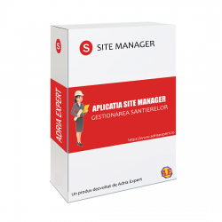 APLICATIA SITE MANAGER –...